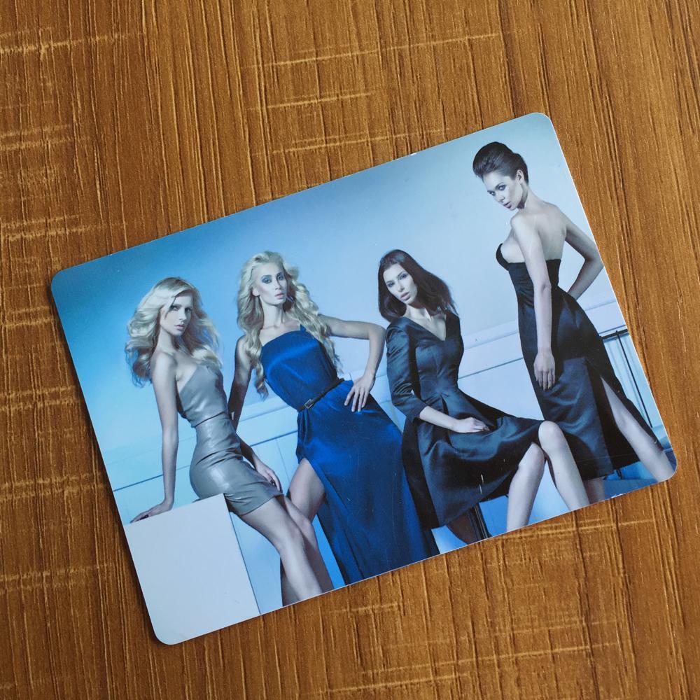 新型数码自动PVC ID卡打印机 6