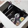4 Cups Latte Art Coffee Printer Automatic for Food tea coffee 3