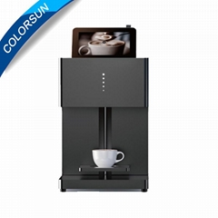 2018 Hot Smart edible coffee printer