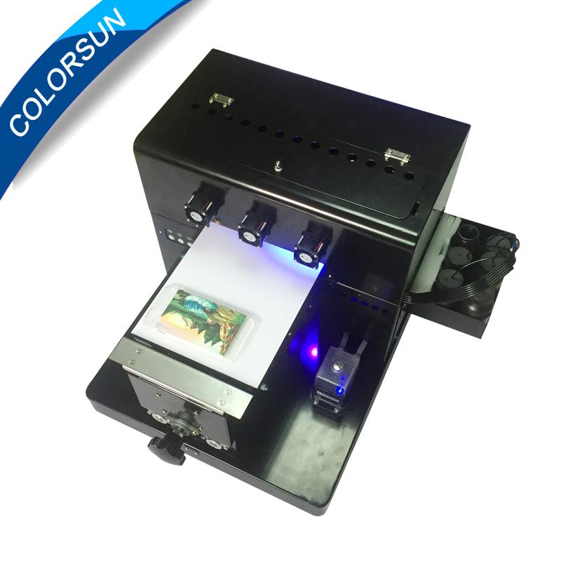 2018 New upgraded A4 UV  Flatbed Printer 1
