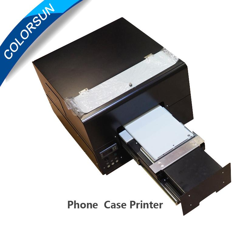 Phone Case Flatbed printing Printer machine For phone shell 1