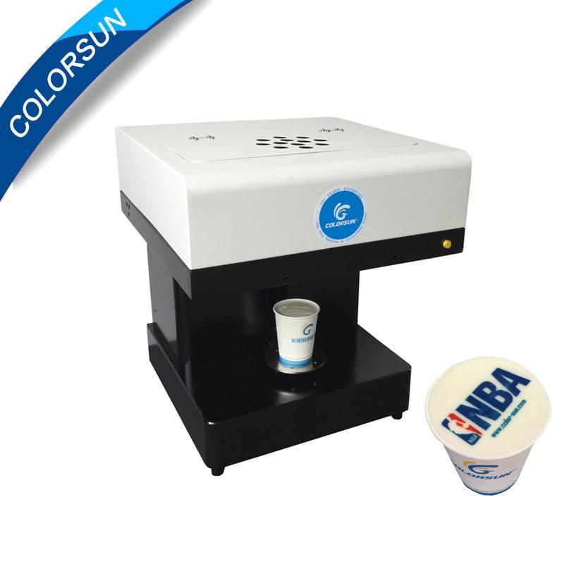新到达CSC1自拍照咖啡打印机,用照片自己动手制作咖啡 2