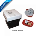 New Arrival Selfie Coffee Printer , DIY Your Coffee With Your Photo