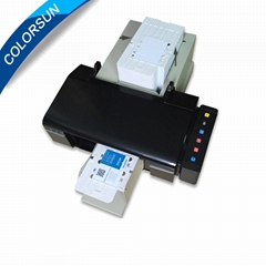 Automatic CD DVD printer+cards software