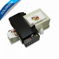 CD Disc Auto Printer for print CD/DVD and inkjet cards