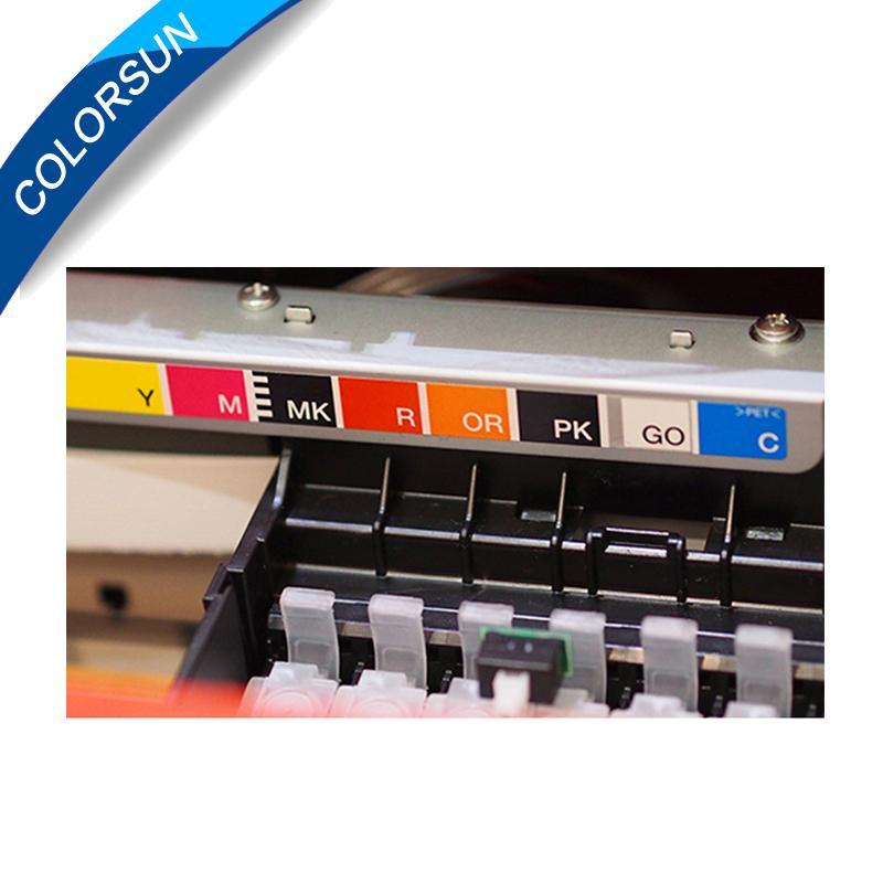 自动A3平板打印机8色 4