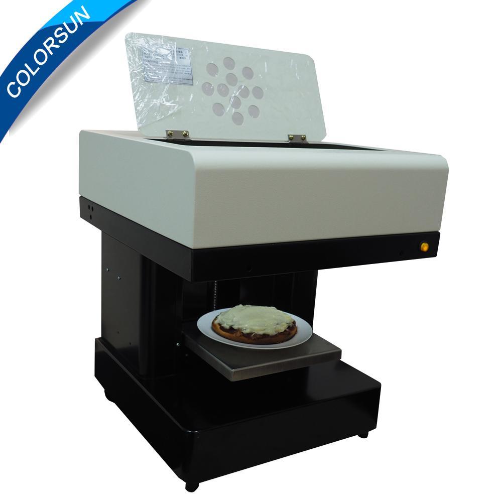 4 Cups Latte Art Coffee Printer Automatic for Food tea coffee 4