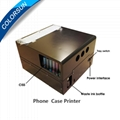 Phone Case Flatbed printing Printer machine For phone shell 2