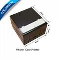 Phone Case Flatbed printing Printer machine For phone shell 3
