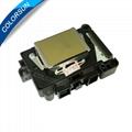 适用于EPSON的全新原装DX7打印头F196000 F177000 2