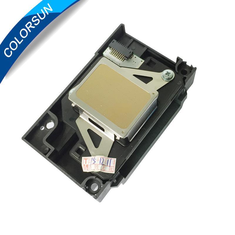 F173050打印頭,用於EPSON 1390 1400 1430 A1500W R380 RX580 1