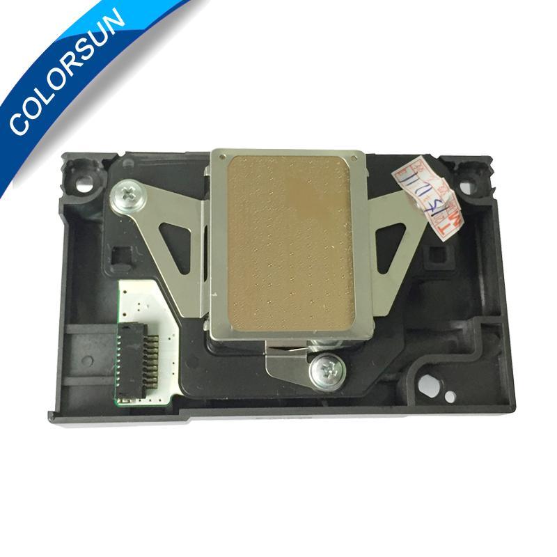 F173050打印頭,用於EPSON 1390 1400 1430 A1500W R380 RX580 2