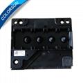TX620 TX610 WF610 PX605F打印機頭兼容Epson 3