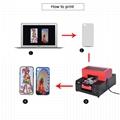 Automatic A4 UV Printer 6Colors