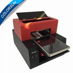 2018 New Digital Automatic A3 Flatbed Printer