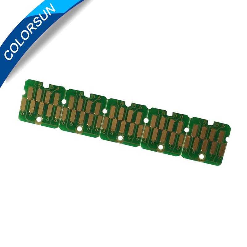 One time chip for epson T3200 T5200 T7200 chips T6941-T6945 1