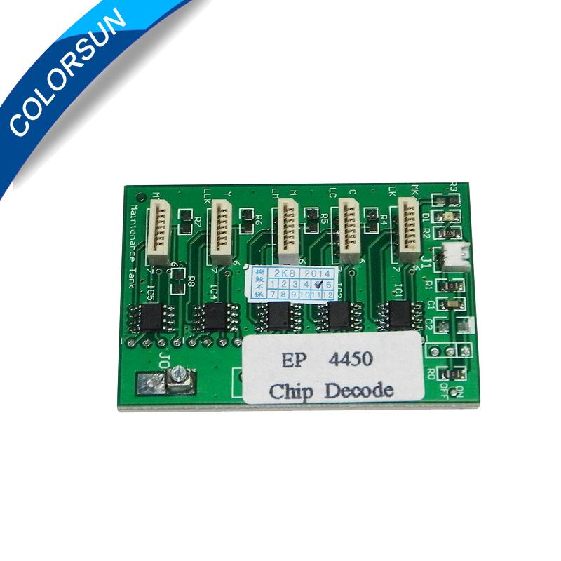 Chip decoder for Epson 7400/9400
