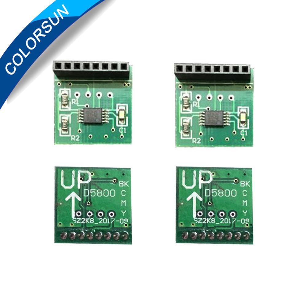 适用于HP D5800打印机的新型芯片解码器 3