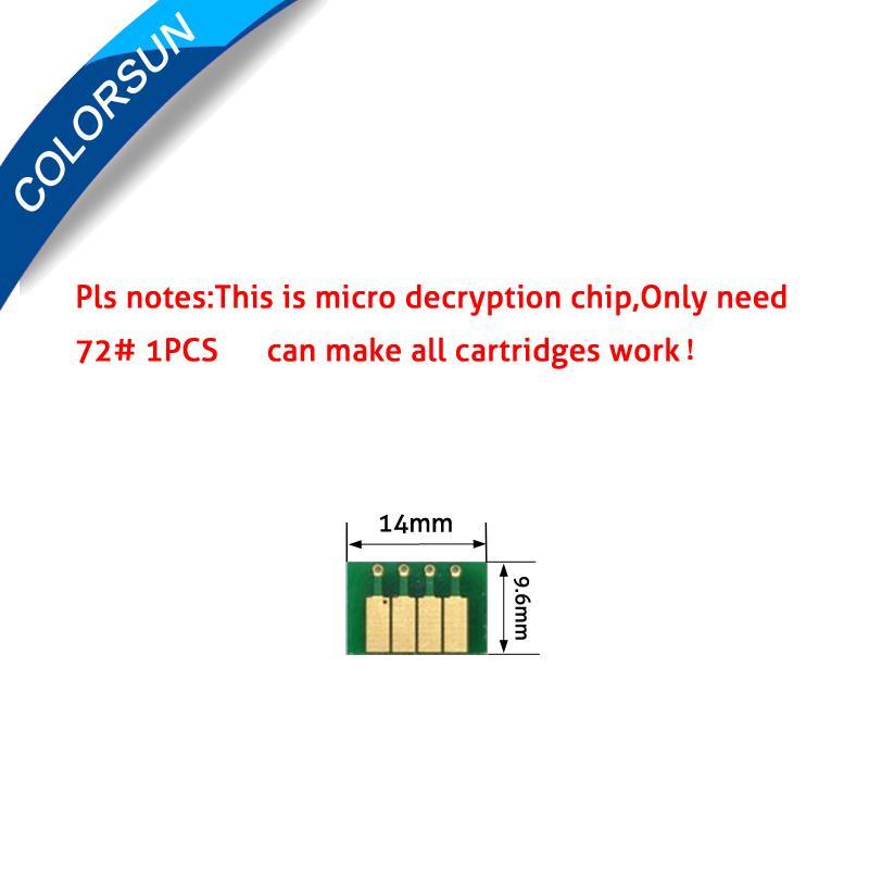 HP T610/T1100永久芯片 2