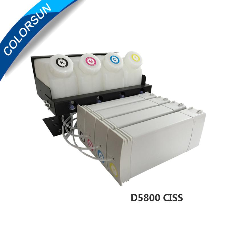 D5800 compatible ink ciss for  refillable ink 2