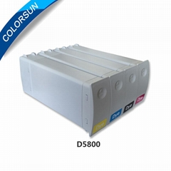 D5800 refillable ink car