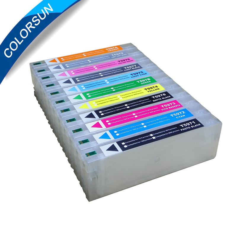 EPSON 7900/7910/9900/9910 cartridge