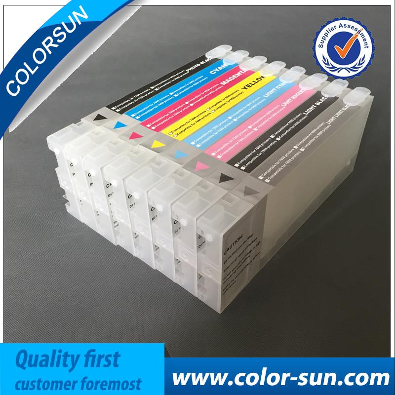 EPSON PRO7800/9800 Refillable Cartridge 1