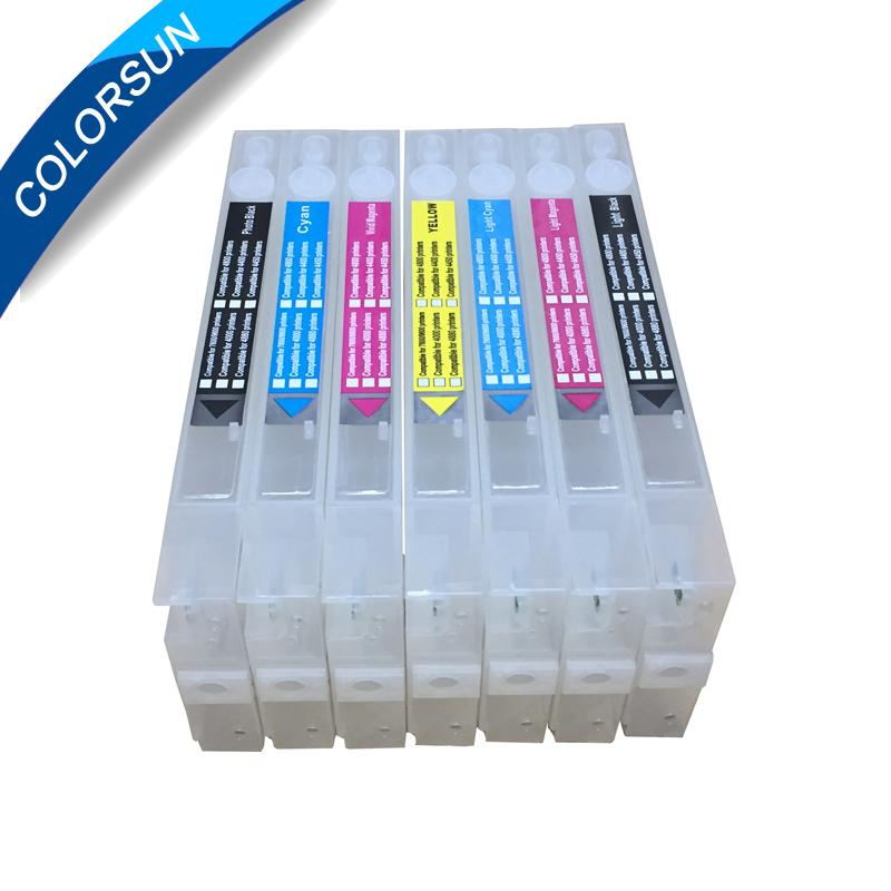 Epson 7600/9600/4000 Refillable Cartridge
