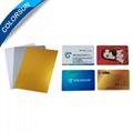 Instant PVC/PET Card - White Color