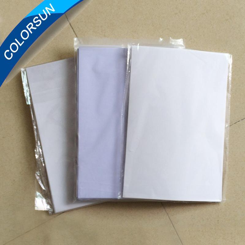 A4 PVC 白卡 3