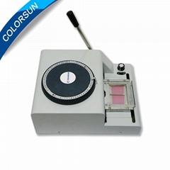 PVC Card Embosser