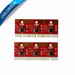 适用于Mimaki JV3 JV33 JV5墨盒的高质量6色  性芯片
