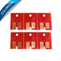 High Quality 6 Colors Chip Permanent for Mimaki JV3 JV33 JV5 Cartridge 2
