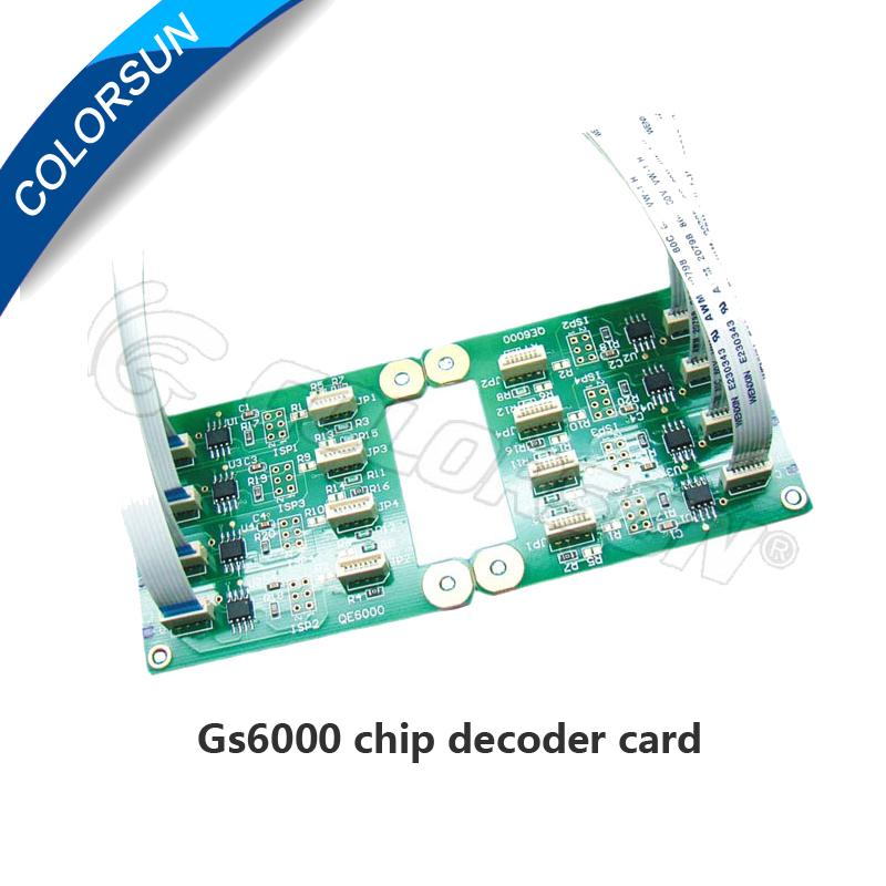 Chip Decoder Card for Epson GS6000 1