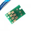 T0461-T0474 4color / T0540-T0549 8color墨盒自动复位芯片 1