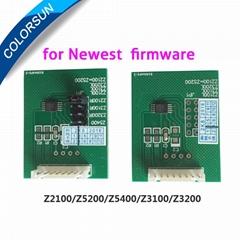 HP Z3200/Z3100/Z2100 Chip Decode