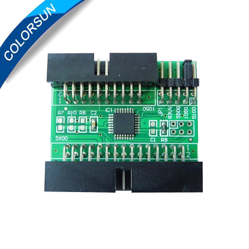 HP5100/5000/5500/1050 Chip Restore 1