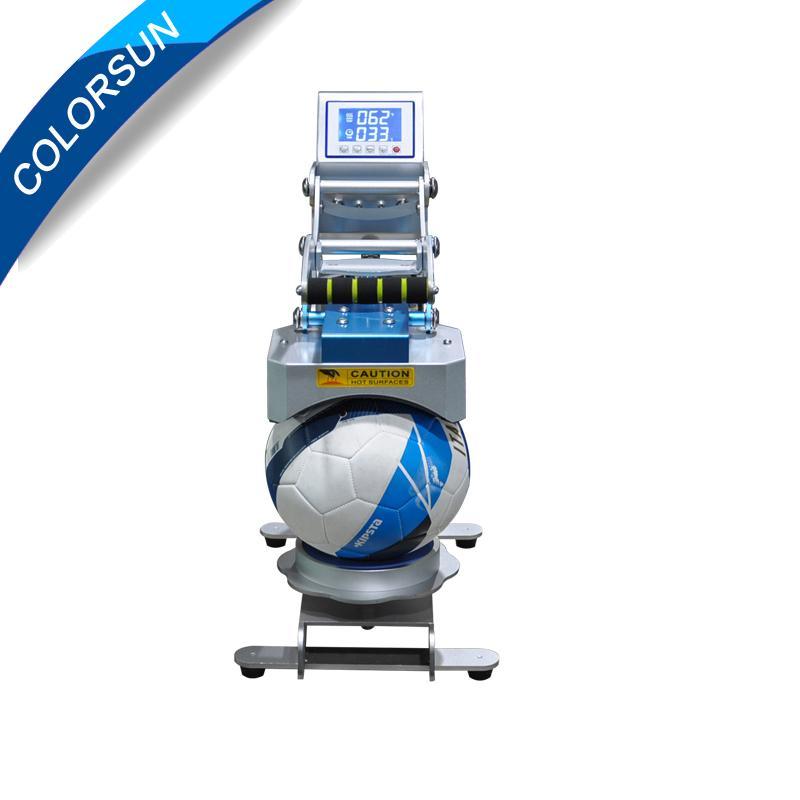 Newest Ball Printing Heat Press Machine with High Quality