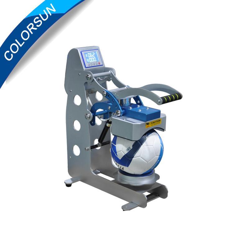 Newest Ball Printing Heat Press Machine with High Quality 2