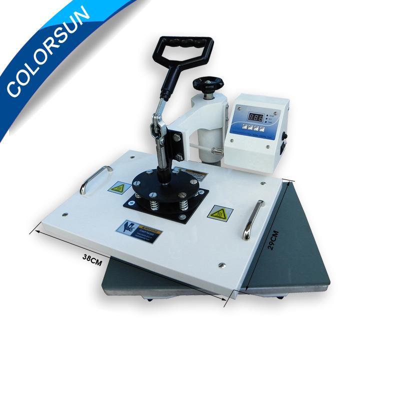 八合一热转印机器 2