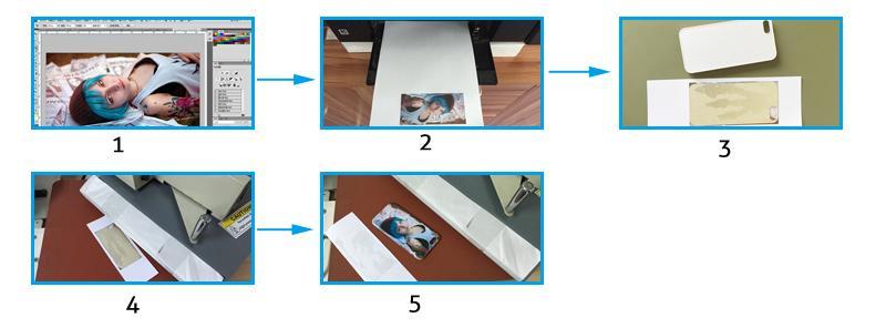 八合一热转印机器 6
