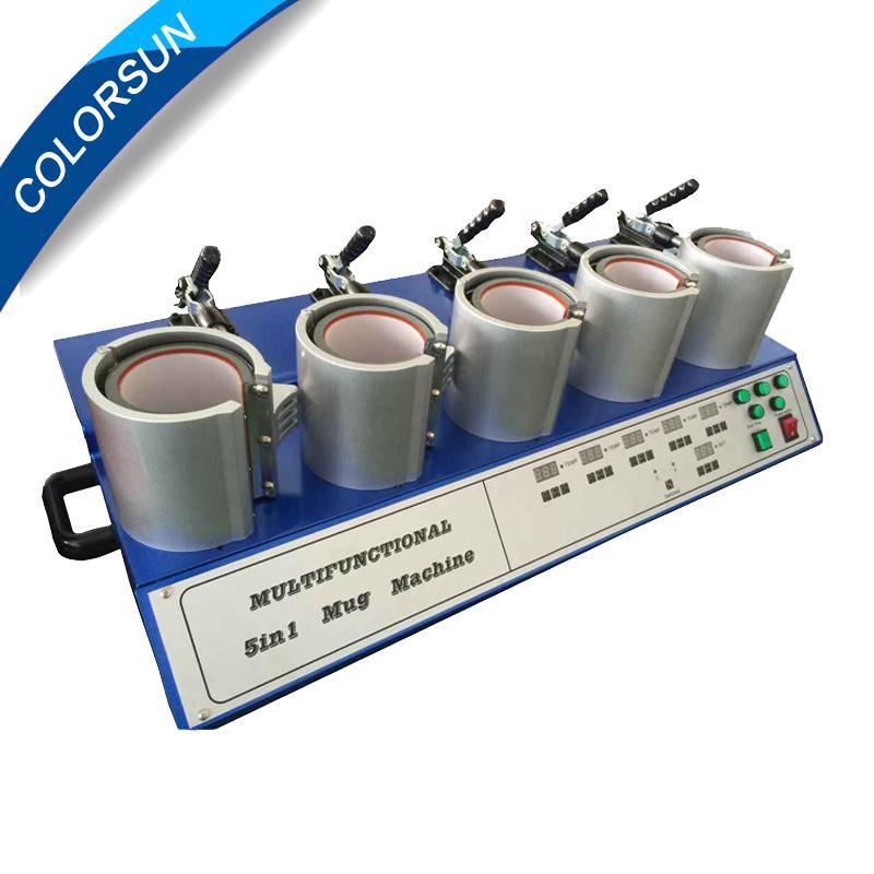 五工位烤杯机 2