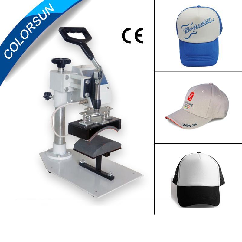 Baseball Cap heat press Machine