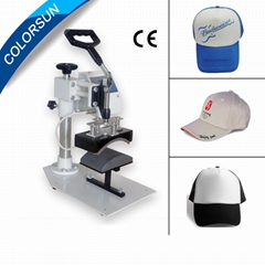 Baseball Cap heat press