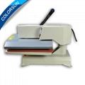 Wigwag flat heat press machine