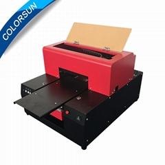 2018 New Digital Automatic A4 UV Printer 6Colors