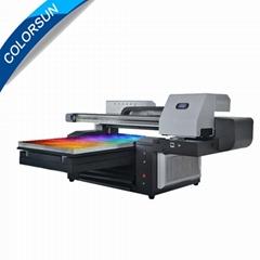 2018 New Digital Automatic 6090 UV Printer 12 colors
