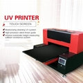 2018 High speed Automatic XP6090 UV Printer with computer