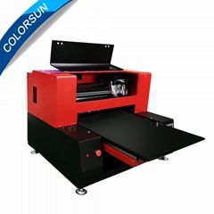 2018 New Digital Automatic 6060 UV Printer 6 colors