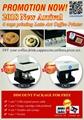 4 Cups Latte Art Coffee Printer Automatic for Food tea coffee 7